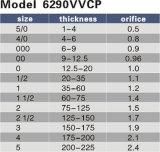 Vorbildliche 6290vvcp Harris Ausschnitt-Spitze