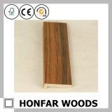 Cadre de porte en bois de placage antique moulant pour le décor