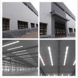 Edificio de acero de Structual del palmo doble con la estructura de acero Q235 para el taller