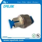 SC/PC  attenuatore fisso ottico della fibra (della femmina-femmina)
