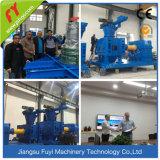 China-niedrigster Preis-heiße Verkaufs-Düngemittel-Granulierer-Maschine mit CER- und SGS-Bescheinigung