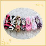 Wonmenの子供のための新しくかわいい動物の屋内ダンスの靴