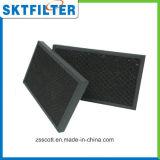 Filtro activado panal del carbón