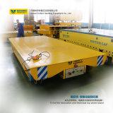 Carro automotor do transporte da carga pesada para a linha de produções da fábrica
