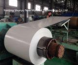 La tapa de Dx51d que vendía Aluzinc cubrió la bobina de acero laminada en caliente del color PPGI