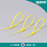 Cinta plástica acessória elétrica do nylon do elástico PA66