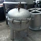 1000Lの縦のステンレス鋼の食糧タンク