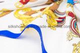 La mode 2017 conçoivent l'écharpe en soie estampée par Digitals