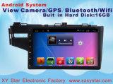 ホンダのための人間の特徴をもつシステムGPS運行車DVDはBluetooth/TV/WiFi/USBと10.1インチキャパシタンススクリーンに合った