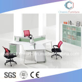 Poste de travail moderne de bureau de meubles d'arrivée de bureau exécutif neuf de mélamine