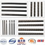 alambre de acero de la alta tensión 1670MPa de 4.8m m