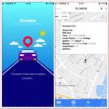 自由なプラットホームを持つ小型手段GPSの追跡者
