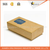 カスタムカラーによって印刷されるFoldable波形カラー包装ボックス