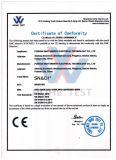 300W~750W zonneOmschakelaar met Ingebouwde het Controlemechanisme van de Last