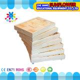 아이들 나무로 되는 2 바탕 화면은 개발 장난감 빌딩 블록 나무로 되는 수수께끼를