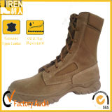 Military를 위한 Sale 최신 Comfortable Leather Rubber 사막 Boots