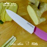 Le couteau du chef en céramique de vaisselle de cuisine en 6 pouces