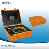 Appareil-photo visuel industriel d'inspection de canalisation, appareil-photo d'inspection de tige pousseuse