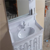 Side Cabinet (NW1923)를 가진 High 새로운 Quality PVC Bathroom Vanity