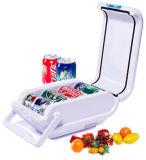 Mini réfrigérateur de véhicule avec DC12V, 3liter pour se refroidir et fonction de chauffage