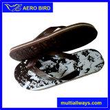 Pattini maschii del sandalo del pistone del PE durevole stampati abitudine