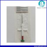 2.12*12mm de Markering van de Microchip RFID met Spuit voor het Invoeren en het Uitvoeren
