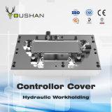 tampa Workholding hidráulico do controlador