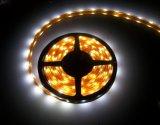 30 tiras flexíveis do diodo emissor de luz 5050 de LEDs/M RGB