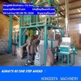 10tper Day Small Maize Flour Mill Machine Angola (HDFM10)