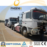 Thainland에 Sale를 위한 Shacman 6X4 380HP CNG Tractor Truck