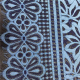 良質のホーム織物のかぎ針編みの綿のレース
