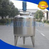 El tanque de emulsión del helado del acero y de mezcla de alta velocidad inoxidable sanitario