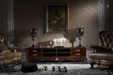 Armário de madeira clássico do Mobília-Lf-um da sala de visitas