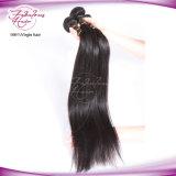 毛の工場膚触りがよい直毛のブラジルのバージンの毛の織り方