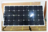 100W semi flexible del panel solar SunPower Flexible