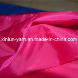Tela de nylon opaca del apagón para la chaqueta/el bolso/el paraguas