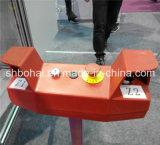 Machine à cintrer hydraulique de plaque en acier de la commande numérique par ordinateur Wc67k-100t/4000 avec le certificat de GV