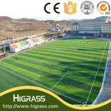 PET Synthetic Grass China-Manufacturers für Fußballplatz