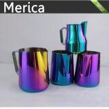 ステンレス鋼の多彩なLatteの芸術のコーヒーカップの/Milkのコップ