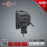 L'indicatore luminoso di azionamento del lavoro dell'automobile del CREE LED di rettangolo di 7 pollici con Ce RoHS ha approvato