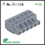 IEC 400V 16A del connettore 2.5 del passo 7.5mm MCS Femal di Supu