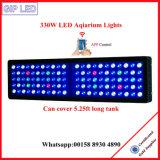 2016 nuovo indicatore luminoso dell'acquario di Dimmable 330W LED con lo spettro completo