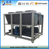 50ton High Efficient Bitzer Compressor Ar Refrigerado Screw Water Chiller