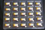장난감을%s 고품질 건전지 602020 3.7V 200mAh 리튬 Polimer 건전지