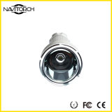 amplia linterna recargable de aluminio ultra brillante de 810 lúmenes de la gama de los 500m (NK-2666)
