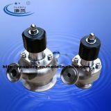Aséptica Válvula de ejemplo para aplicaciones de alta pureza