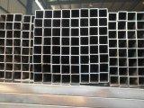 Tubo de acero cuadrado del carbón Q345D