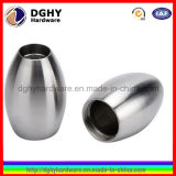 アルミニウム回され、製粉の機械化の部品を処理するカスタマイズされた中国CNCの精密