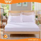 80%Cotton、20%Polyester White Mattress Protector