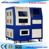 Kundenspezifische Präzisions-Faser-Laser-Ausschnitt-Maschine